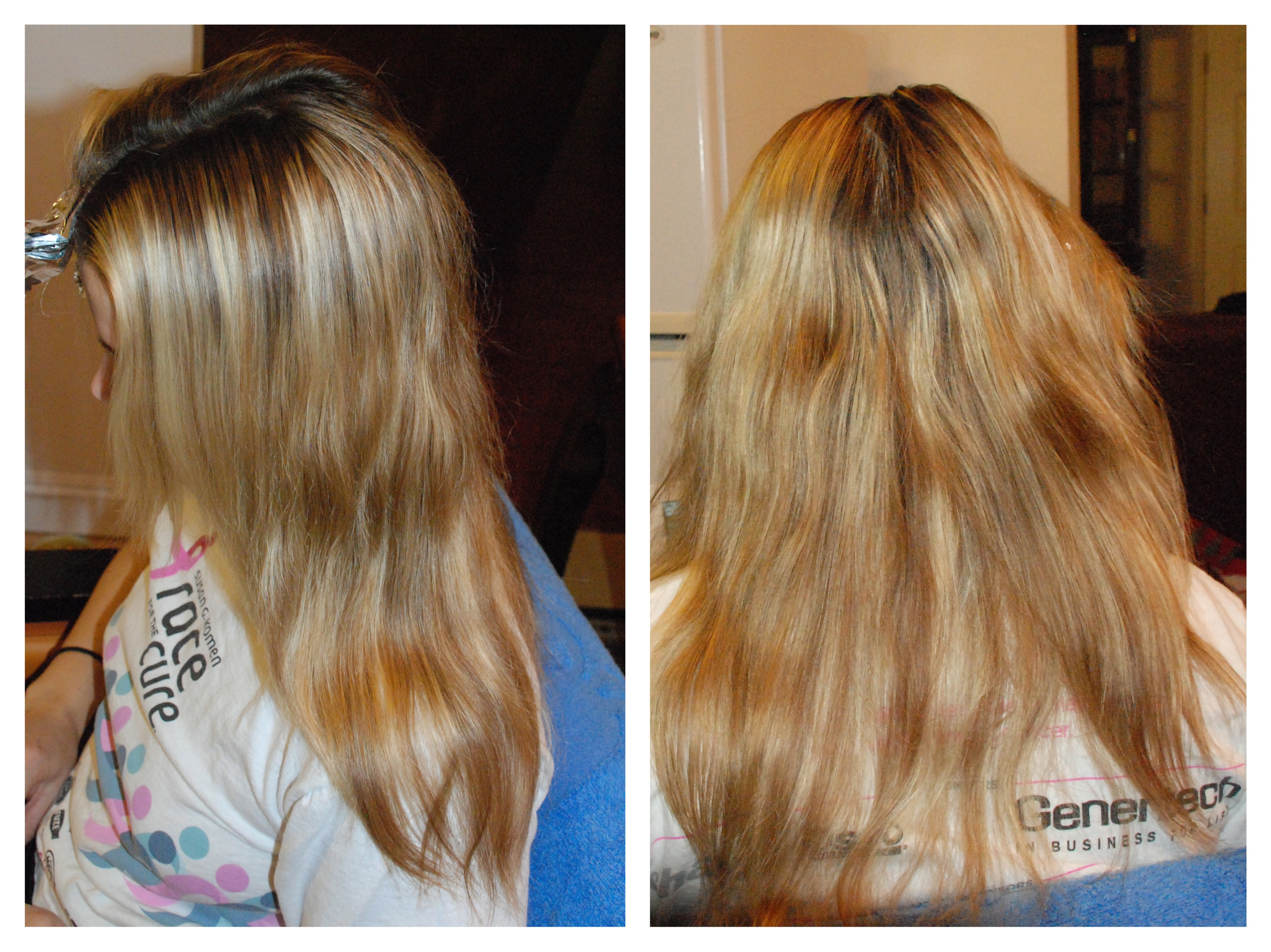 Pretty Blonde Hair Hair Color Rehab