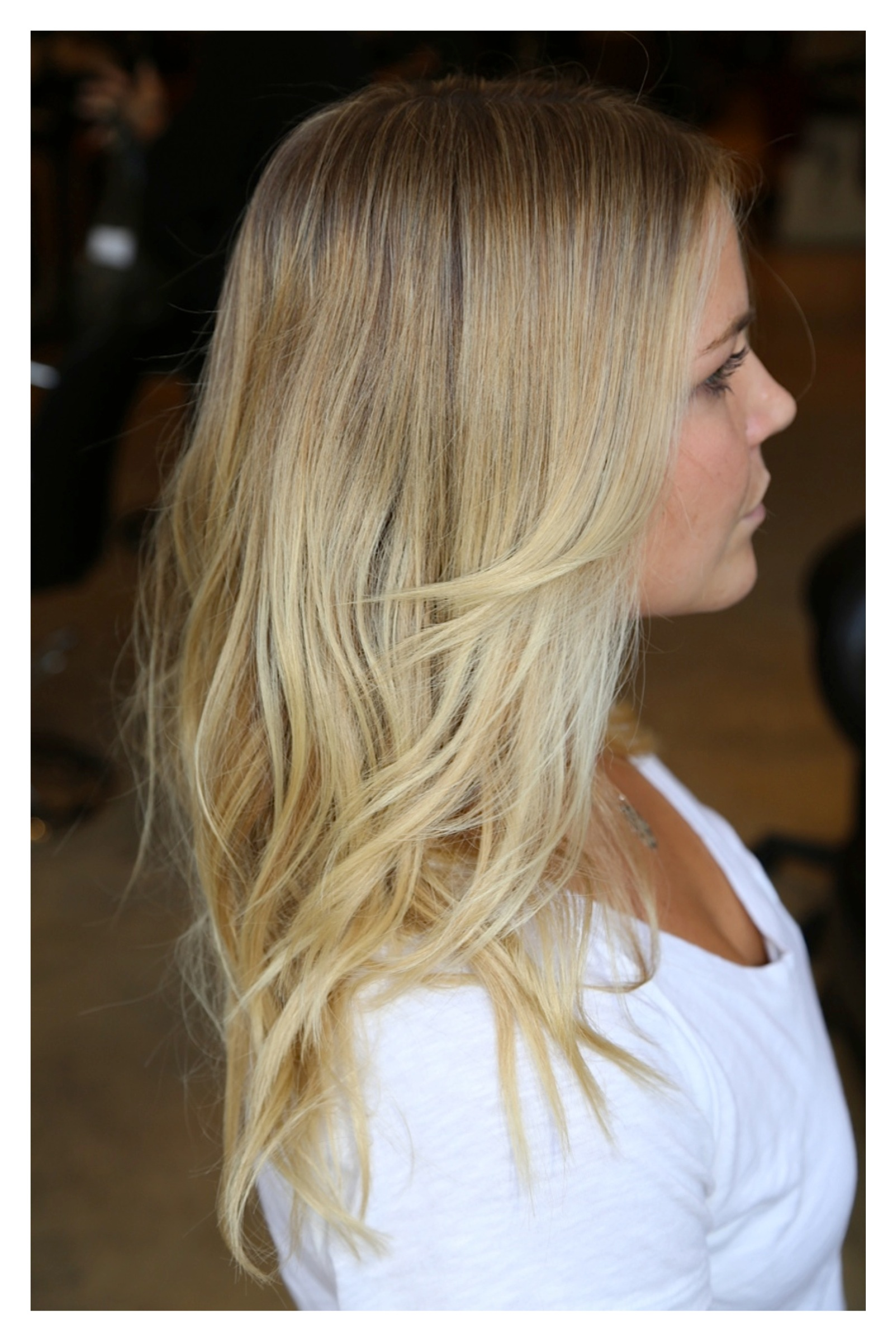 gorgeous golden blonde hair – Hair Color Rehab
