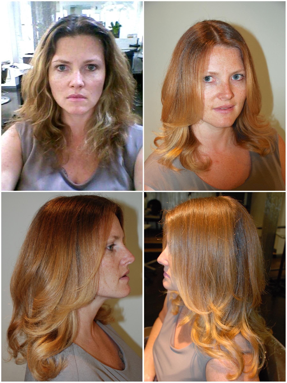 Pretty Red Hair Hair Color Rehab