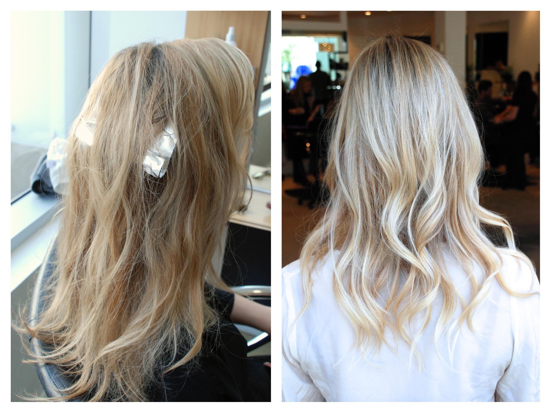 golden blonde – Hair Color Rehab