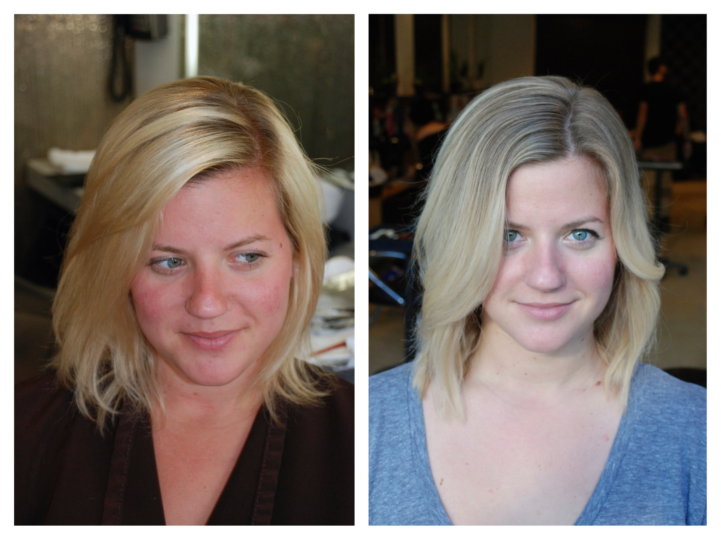 Choose The Right Blonde For Your Skin Tone Hair Color Rehab