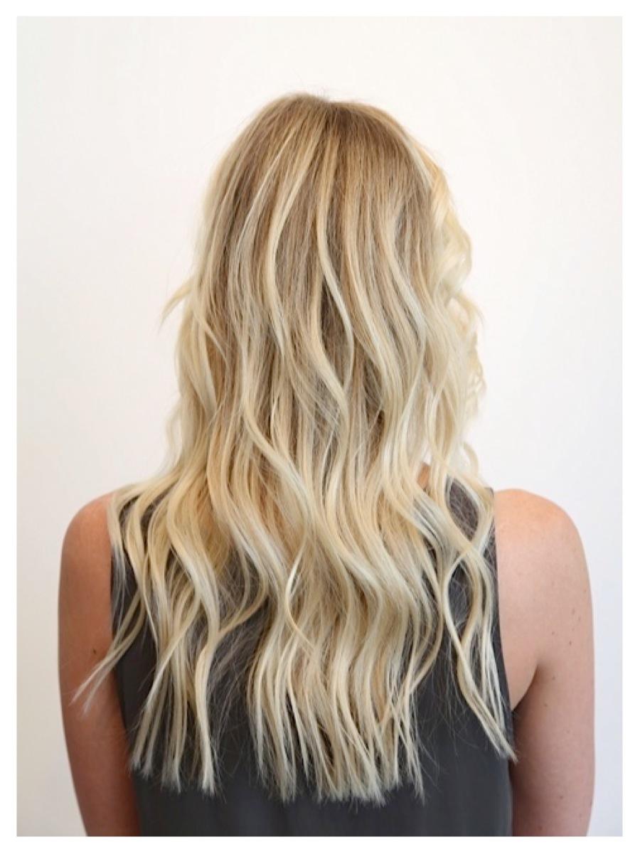 Tumblr Girl With Light Blonde Hair