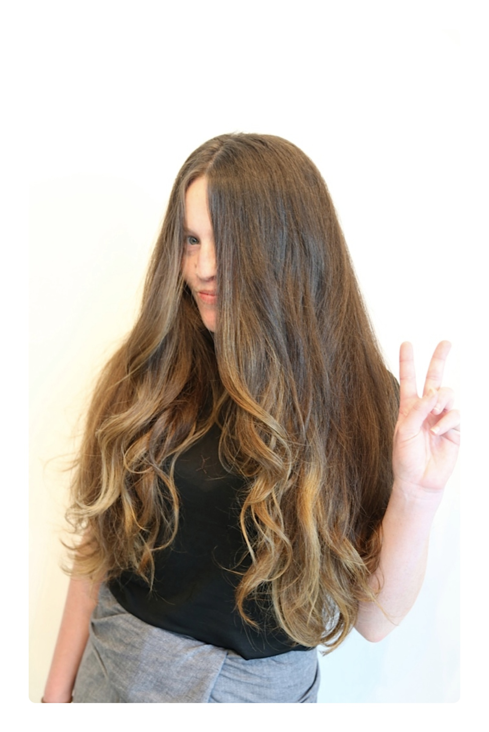 Beachy sun kissed highlights hair color rehab holly front pmusecretfo Images