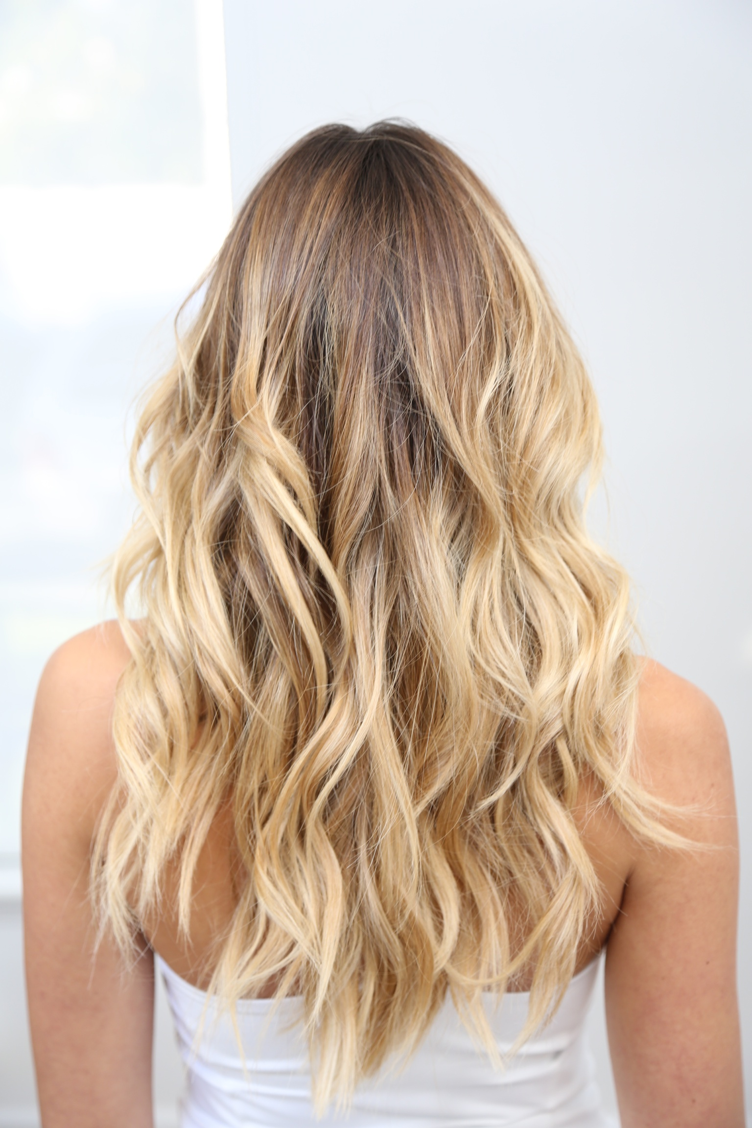 Honey Sun Kissed Highlights Hair Color Rehab