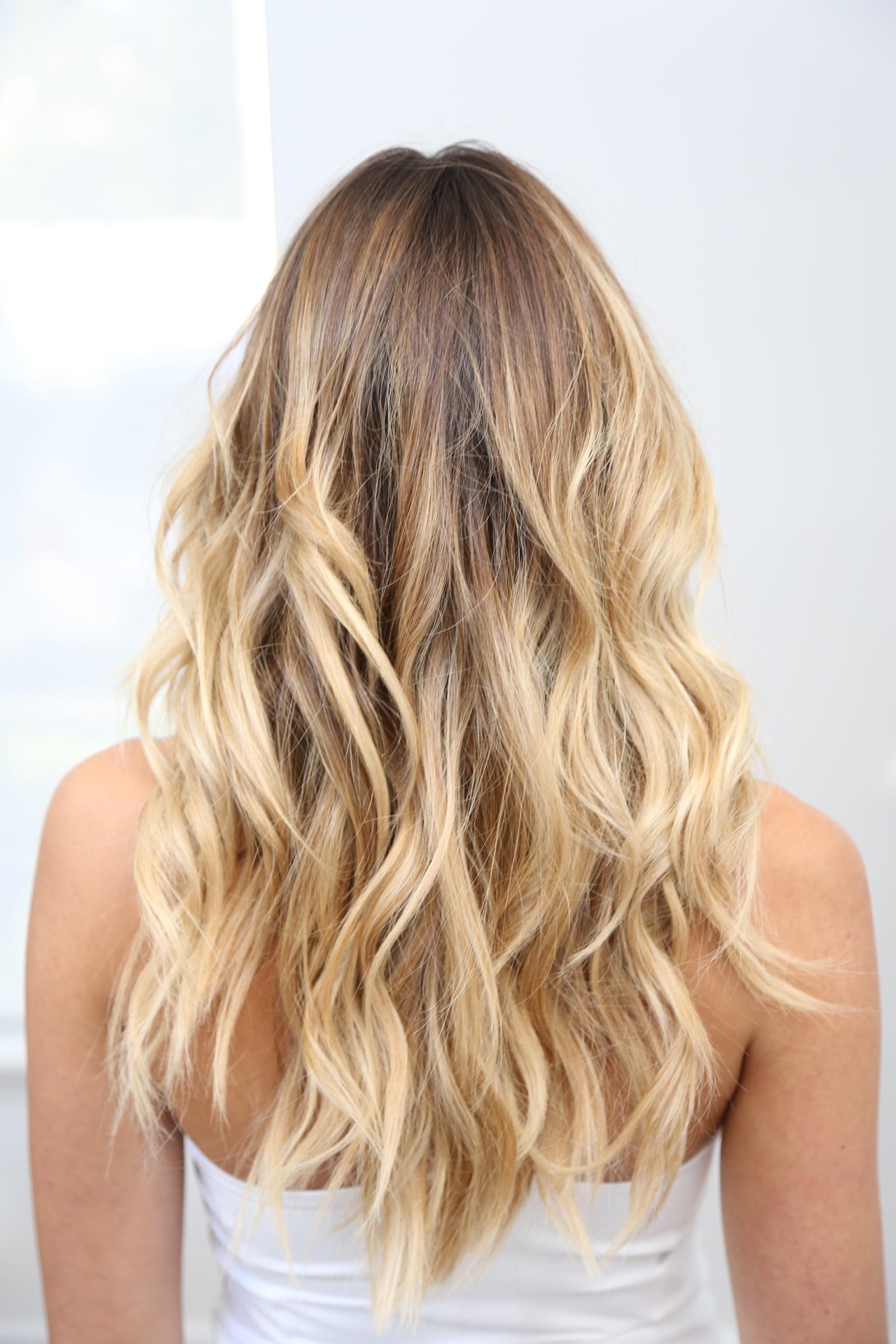 Honey Sun Kissed Highlights Hair Color Rehab