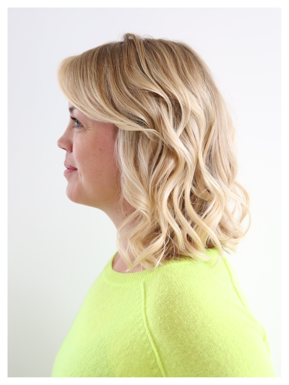 bright sun-kissed blonde – Hair Color Rehab