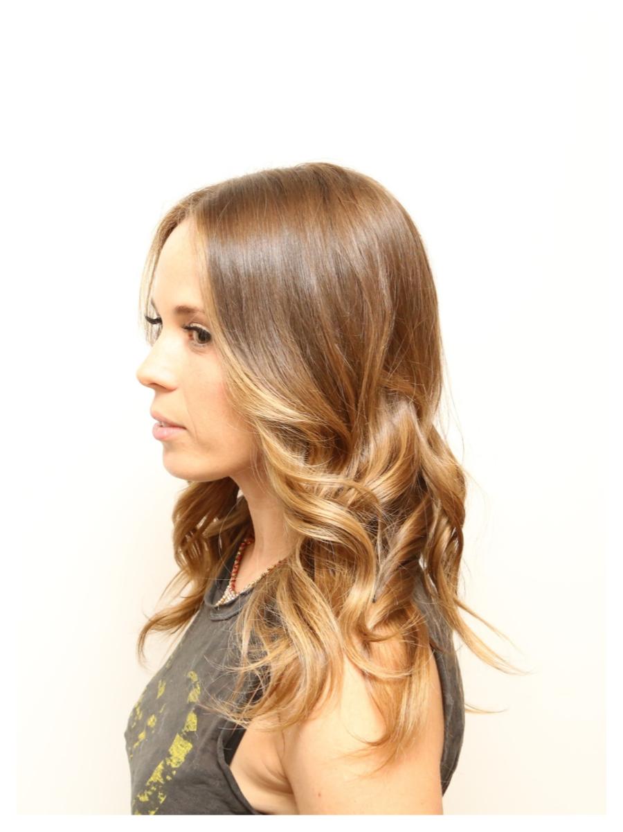 face frame highlights � hair color rehab