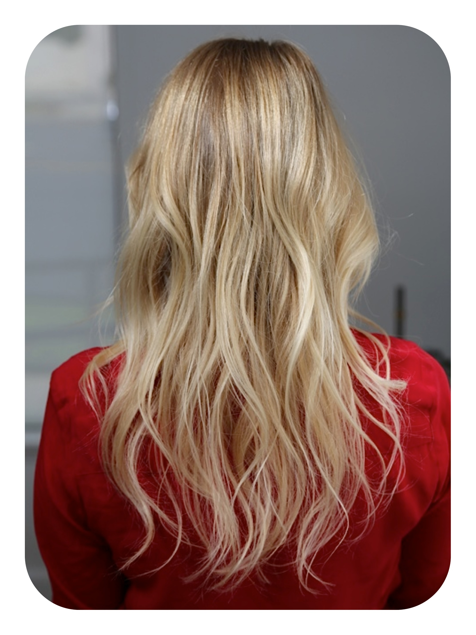 California Blonde Hair Color Rehab