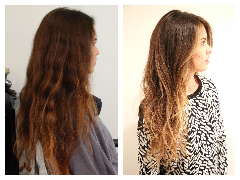 goldenhoney beach hair � hair color rehab