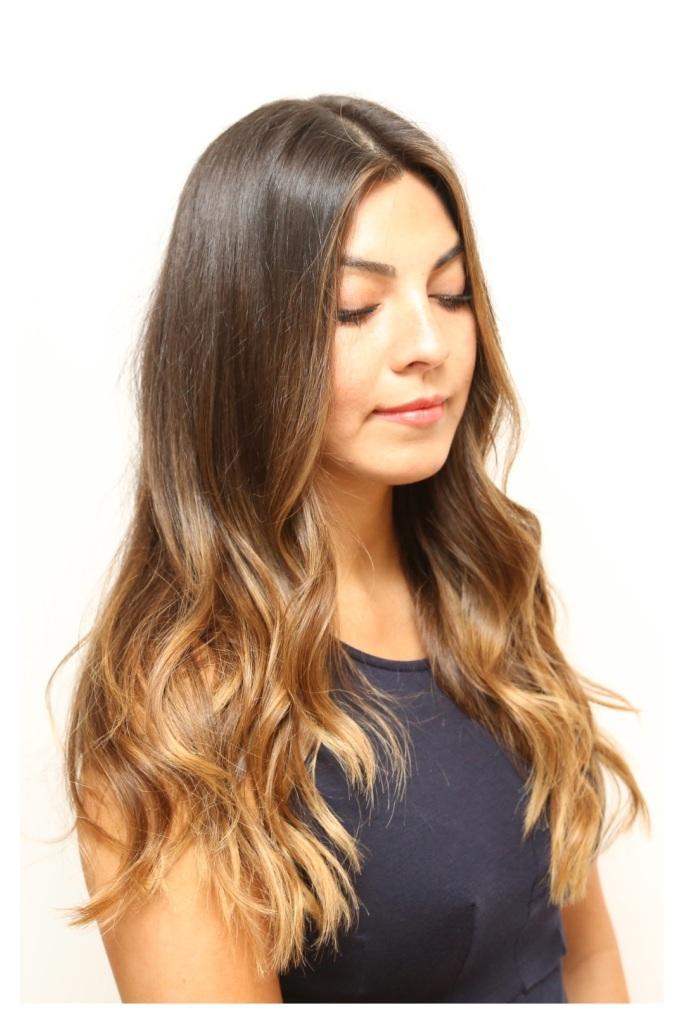 Pretty brunette hair colors