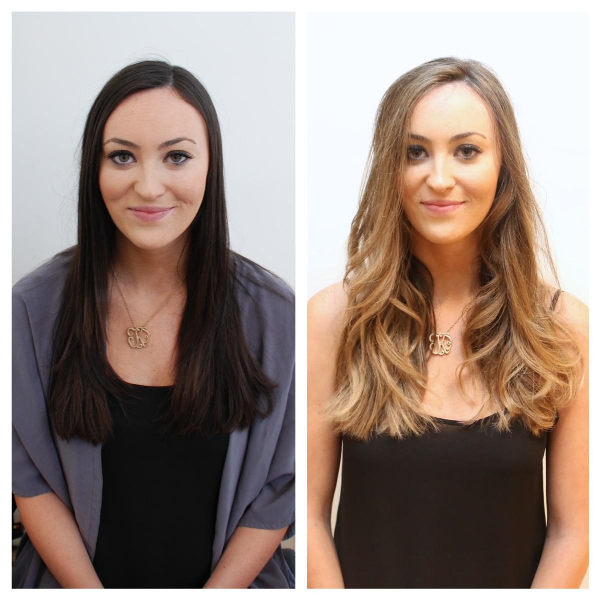 Beautiful Hair Transformation Hair Color Rehab