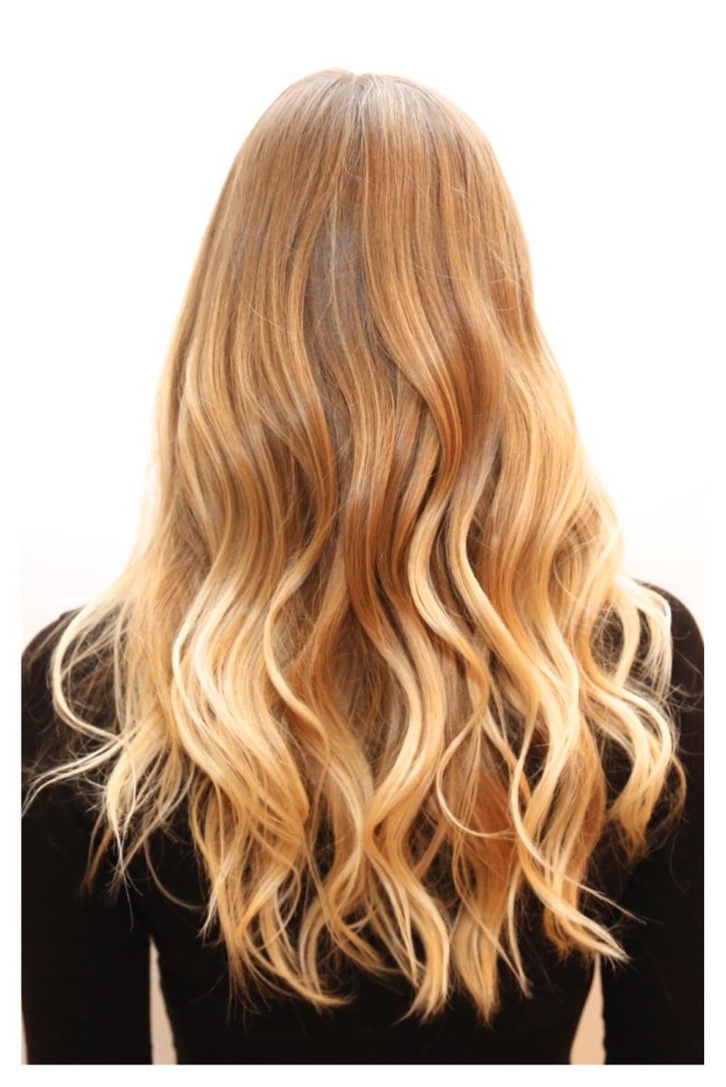 Golden Blonde Beach Hair Hair Color Rehab