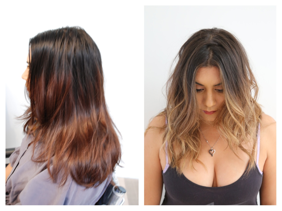 Red Hair Color Correction Hair Color Rehab