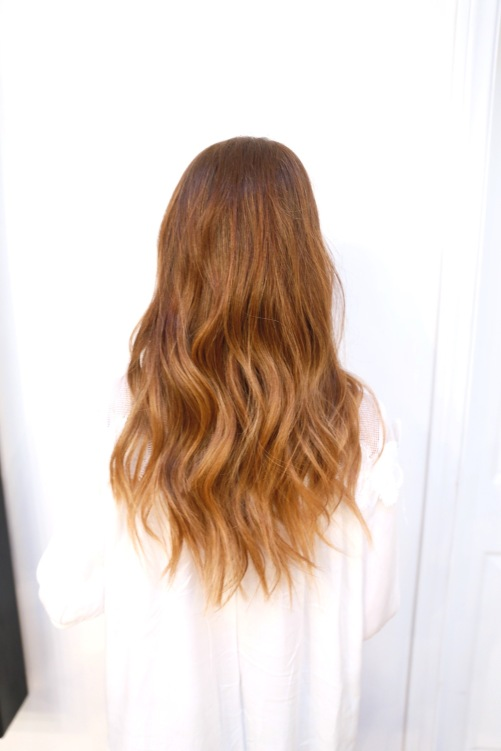 Natural Red Hair With Highlights Hair Color Rehab